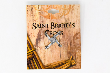 Prayer Card to St. Brigid of Ireland.