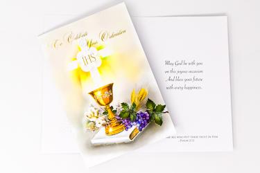 Ordination Card.