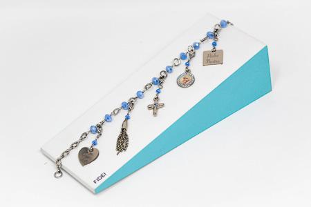 Fidei Charm Bracelet