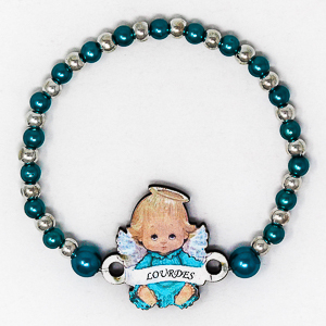 Child's Rosary Bracelet.