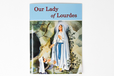 Children's Book to Our Lady of Lourdes;
