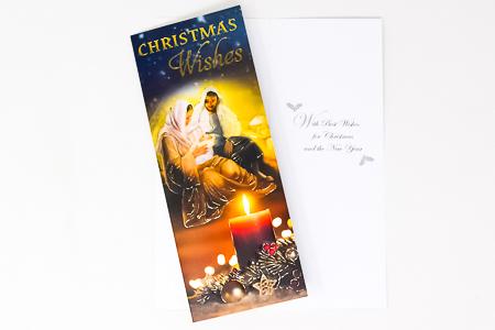 Christmas Card .