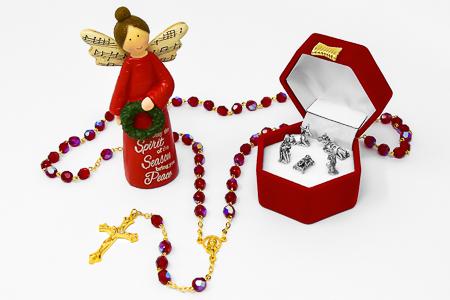 Christmas Gift Set with Angel.