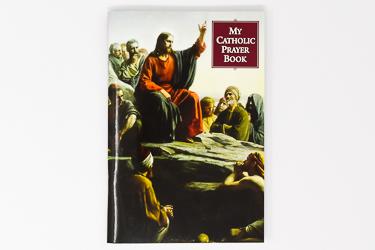 Catholic Book of Prayers.