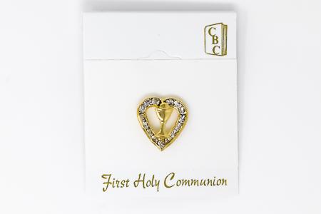 Communion Brooch.