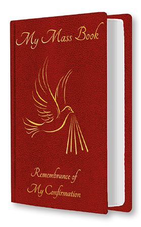 Souvenir of Confirmation Prayer Book.