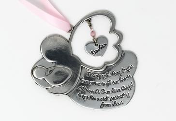 Crib Medallion.