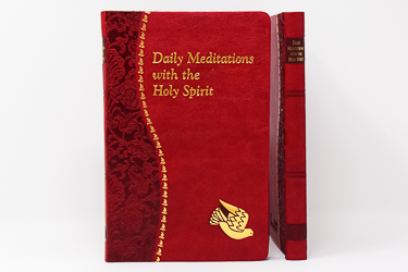 Daily Meditations with the Holy Spirit Book.