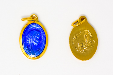 Virgin Mary Medal.
