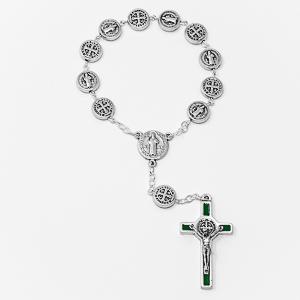 St Benedict Decade Rosary.