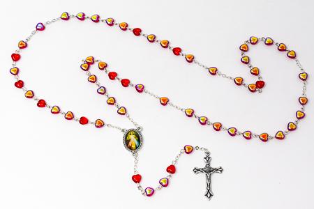 Divine Mercy Rosary Beads.