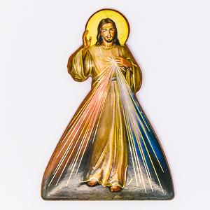 Divine Mercy Magnet.