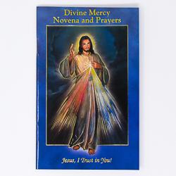 Divine Mercy Novena Booklet.