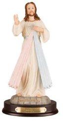 Divine Mercy Statue.
