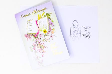 Catholic Easter Card