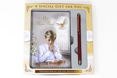 Boy's Confirmation Gift Set.