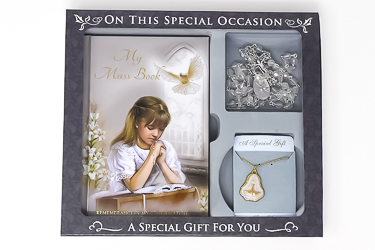 Remembrance of My Confirmation Gift for a Girl.
