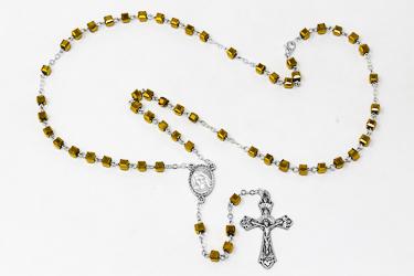 Topaz Rosary Beads