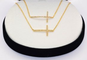 Gold Jewelry Gift Set
