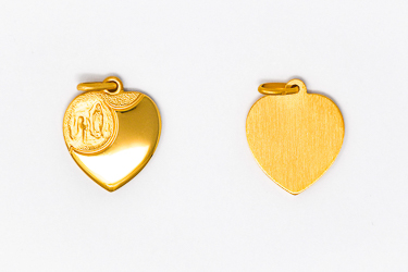 Heart Apparition Pendant.