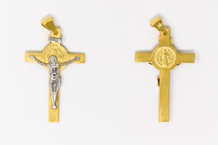 St. Benedict Crucifix Pendant.