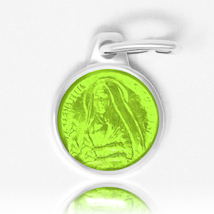 Green Bernadette Medal.