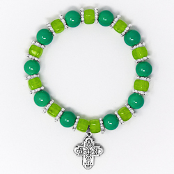 8 Way Single Decade Rosary�Bracelet.