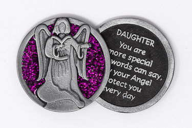 Special Daughter Pocket Token.