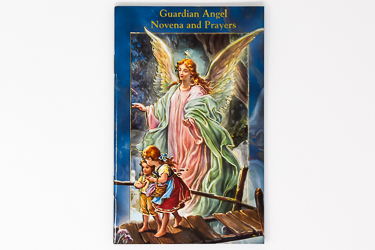 Guardian Angel Novena and Prayers Book.