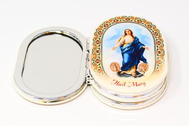 Miraculous Handbag Mirror.
