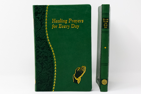 Healing Prayers for Every Day Book.