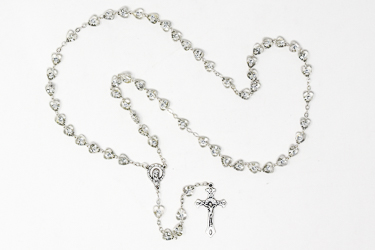 Virgin Mary Rosary Beads.
