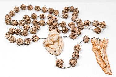 Wall Rosary.