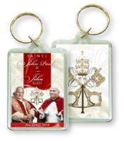 Pope Key Chain.
