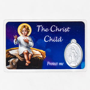 Christmas Prayer Card