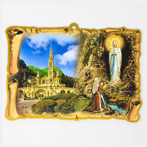 Apparitions Wall Plaque.