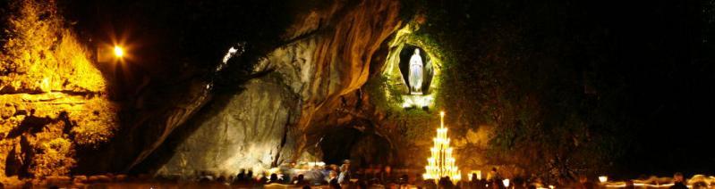 Lourdes message