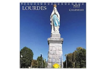 Lourdes Official Calendar 2021