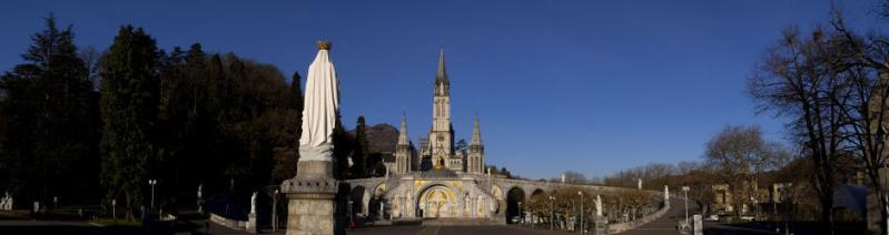 Lourdes Sanctuary France