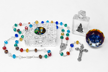 Lourdes Apparition Gift Set.