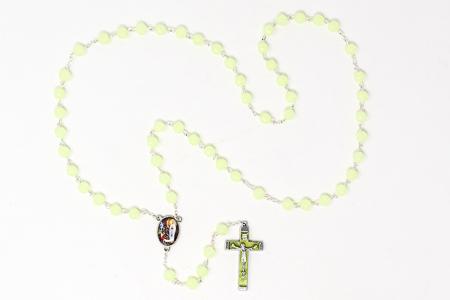 Lourdes luminous Rosary Beads