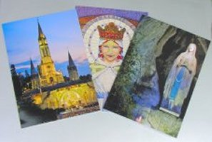 Lourdes Christmas & Birthday Cards.