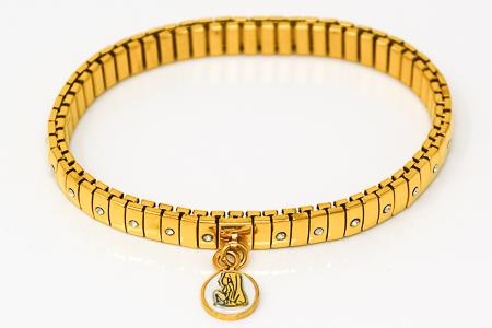Lourdes Diamante Watch Bracelet.