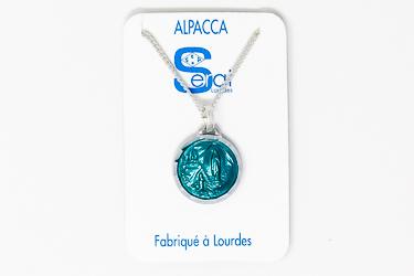 Lourdes Apparition Necklace.