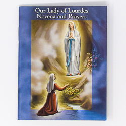 Lourdes Novena & Prayer Book