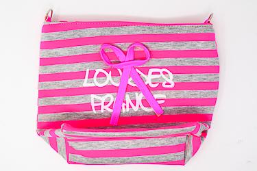 Lourdes Pink Shopping.
