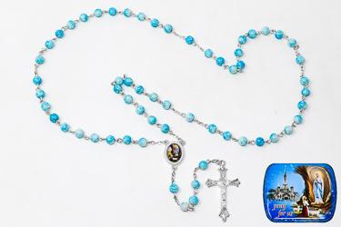 Lourdes Italian Rosary.