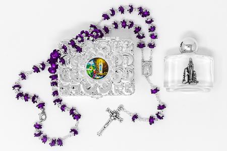 Lourdes Water Gift Set