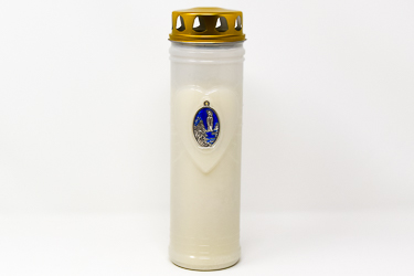 Our Lady of Lourdes Vigil Candle 6 Days & 6 Nights.