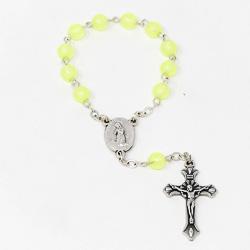Luminous Handheld Rosary Beads.